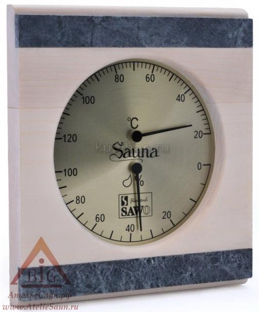 Термогигрометр для бани Sawo 281-ТНRA