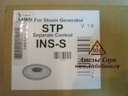 Пульт для парогенератора Sawo STP-INFACE