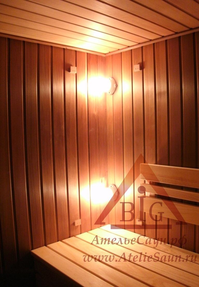 Светильник для сауны Lindner (керамика)