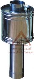 Теплообменник для печи, 10 (на трубу D 105 мм)
