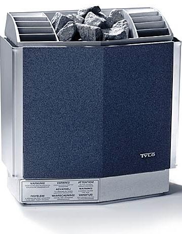 Печь для сауны Tylo SE 6 (230V, серая, выносной пульт)