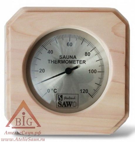 Гигрометр для бани Sawo 220-НA
