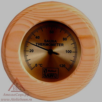 Гигрометр для бани Sawo 230-НD