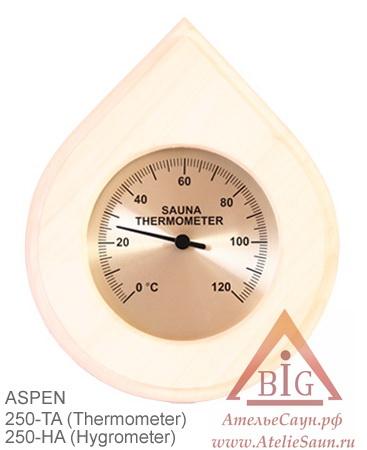 Гигрометр для бани Sawo 250-НA