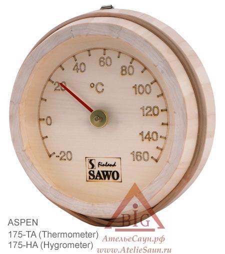 Термометр для сауны Sawo 175-ТA