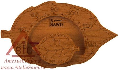 Термометр для сауны Sawo 195-ТD