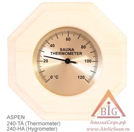 Термометр для сауны Sawo 240-ТA