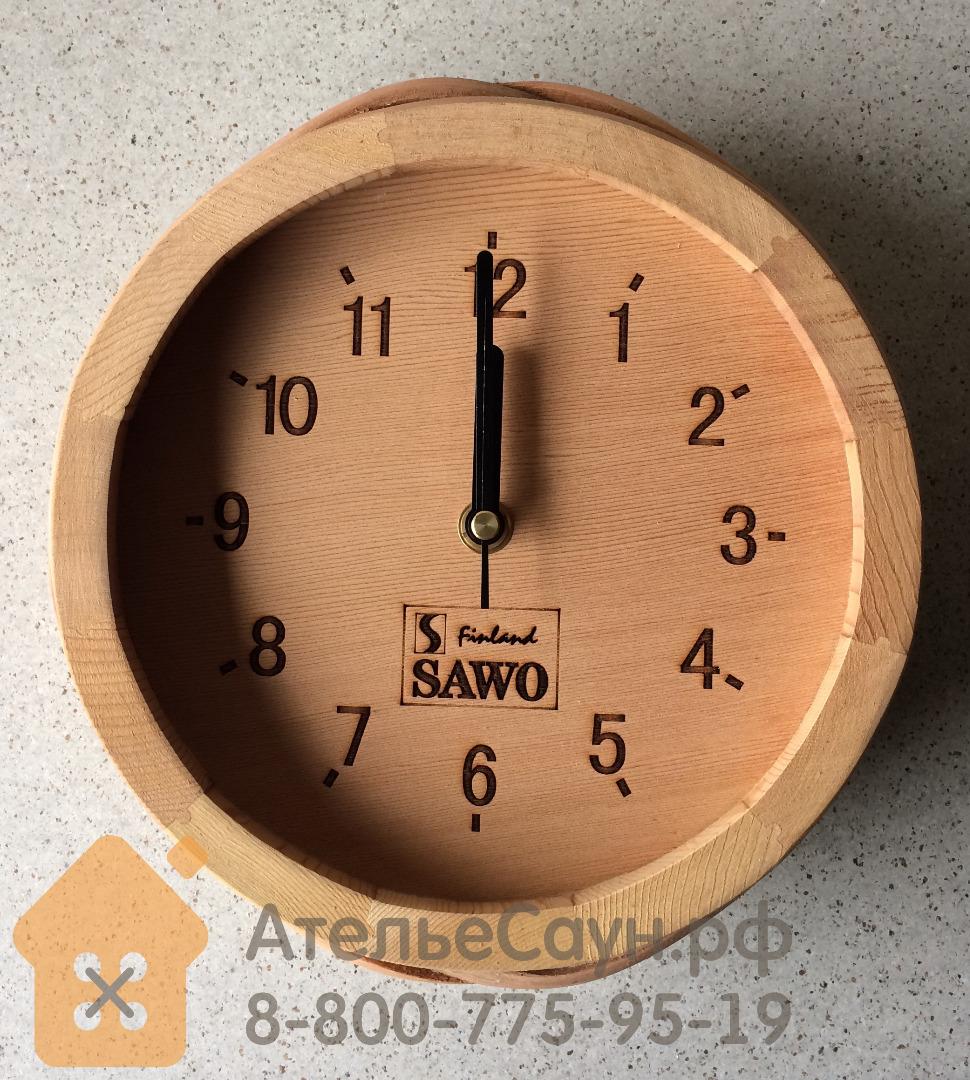 Часы Sawo 530-D (кедр, для предбанника)