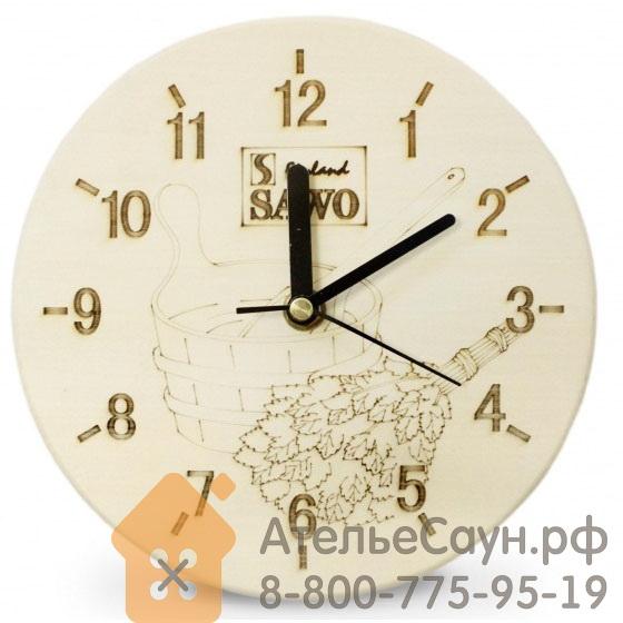 Часы Sawo 532-A (осина, для предбанника)