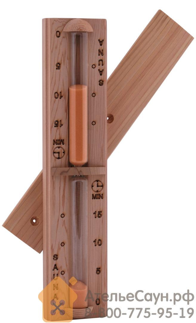 Часы песочные Sawo 550-D (кедр)