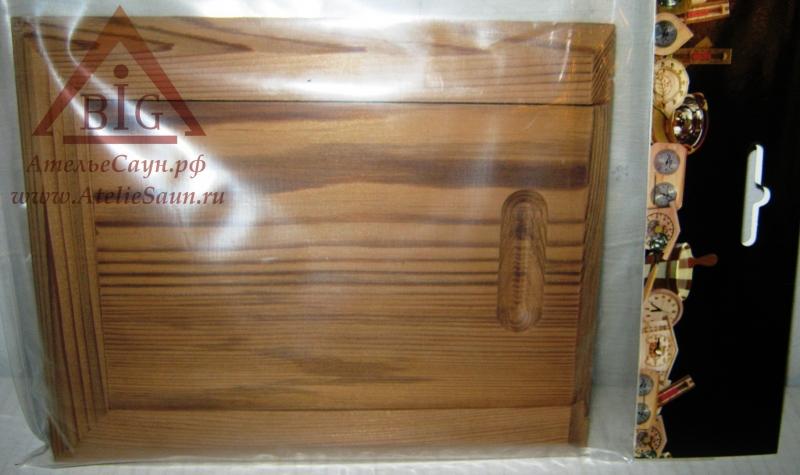 Вентиляционная задвижка Sawo 620-D (кедр)