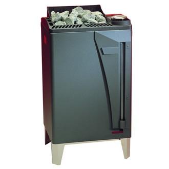 Электрическая печь Doctor Kern Bi-O-Max 9,0 кВт антрацит