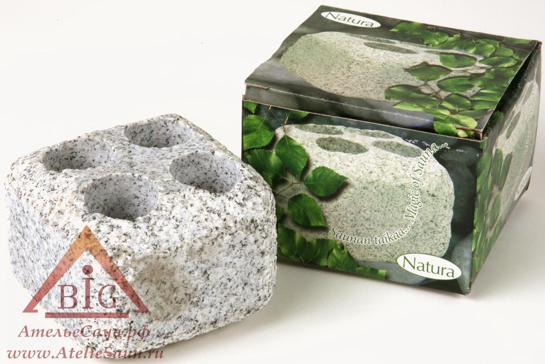 Камень для сауны Tammer-Tukku с 4-мя отверстиями