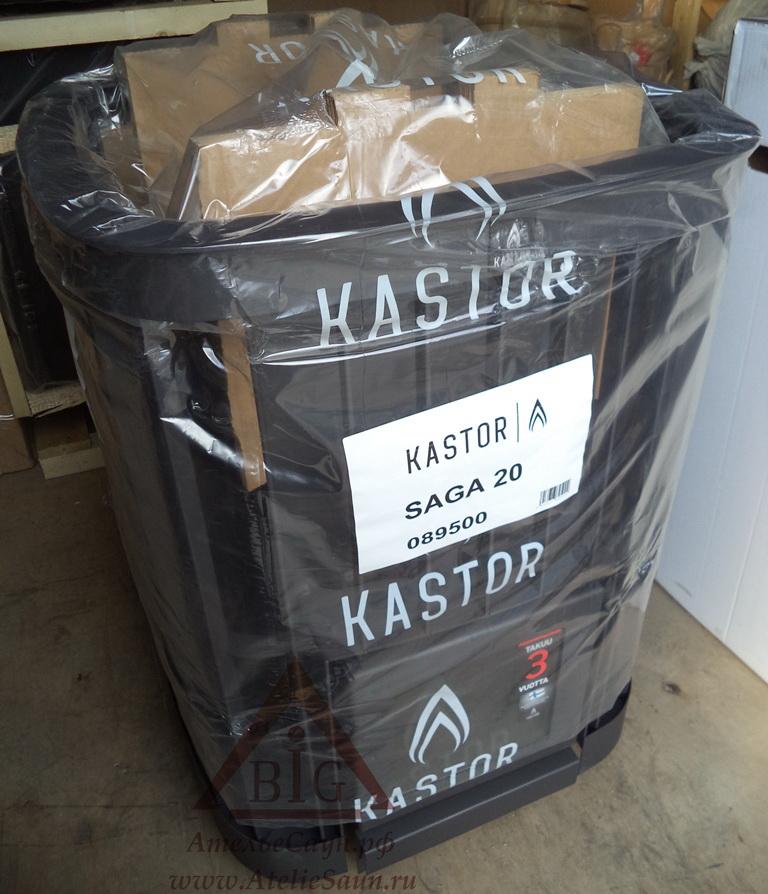 Печь для бани Kastor Saga 20 (арт. 089500)