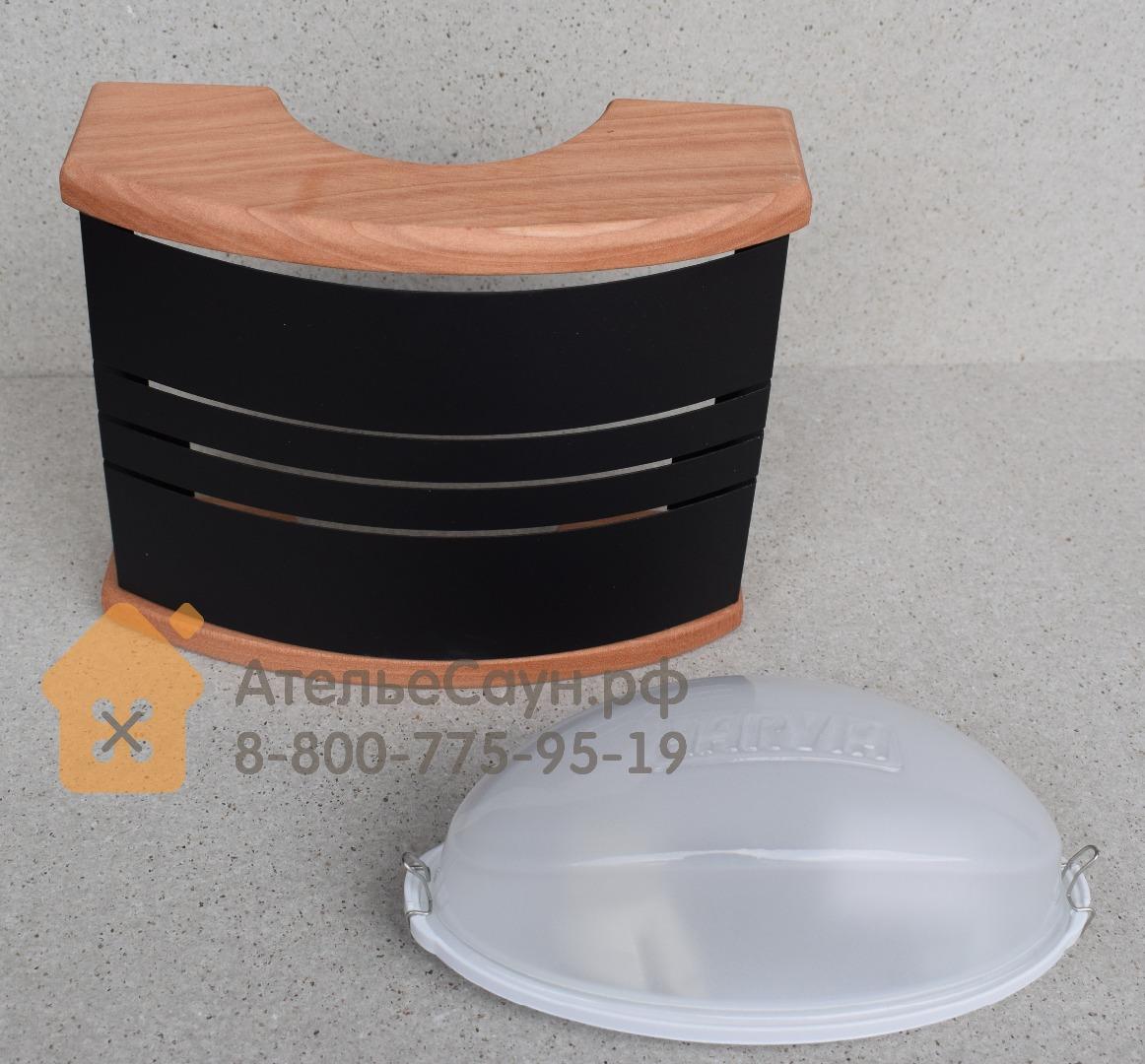 Светильник для сауны Harvia Legend SAS21107 (с ограждением)