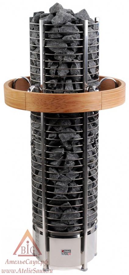 Деревянное ограждение для печи Sawo Tower TH6, HP54
