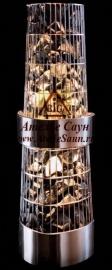 Обруч Cariitti для подсветки печи Harvia Kivi (1545851, требуется проектор + 18 точек)