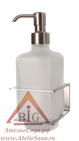 Дозатор жидкого мыла Cariitti SP65 LED (1545666, матовое стекло, требуется блок питания)