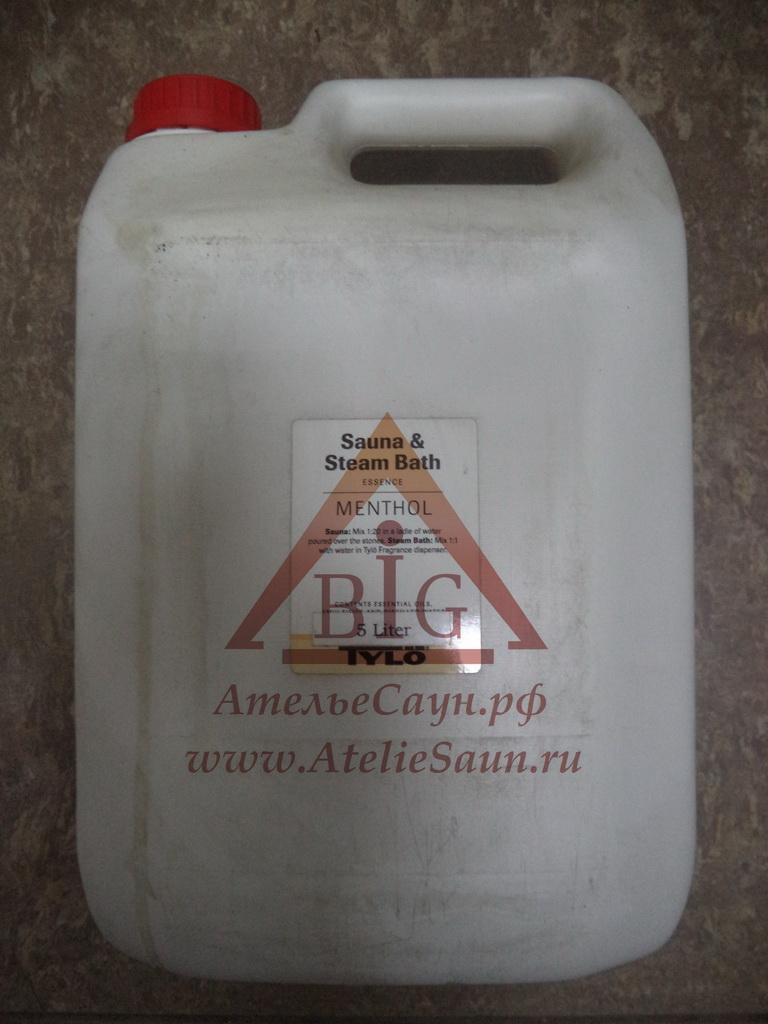 Ароматизатор Tylo Ментол для парогенератора (5 л, арт. 90022027)