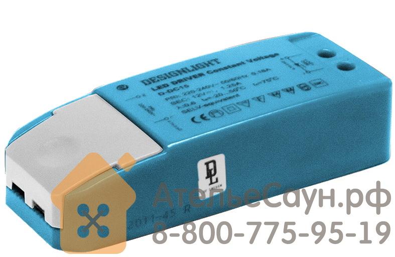 Трансформатор Tylo для LED подсветки (230V-/2-18V, 6 Вт, 3-5 светодиодов, арт. 90901022)