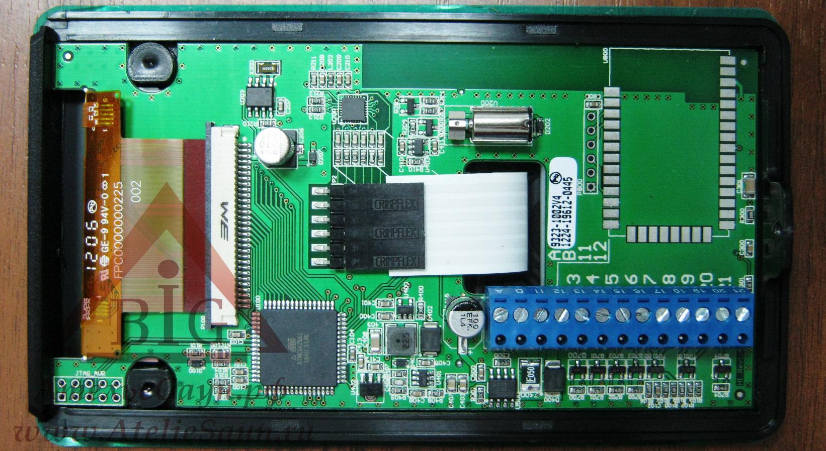 Пульт управления Helo T1 (для парогенераторов HNS Т1, без кабеля, арт. 001500)